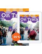On Track 4: Painettu kirja & digikirja 6 kk
