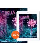 Tekijä Pitkä matematiikka 11 Lukuteoria ja todistaminen: Painettu kirja & digikirja 6 kk