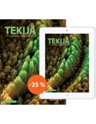 Tekijä Pitkä matematiikka 6 Derivaatta: Painettu kirja & digikirja 6 kk