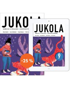 Jukola 9: Painettu kirja & digikirja 6 kk