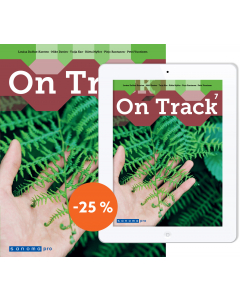On Track 7: Painettu kirja & digikirja 6 kk